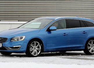Volvo V60 - dane techniczne