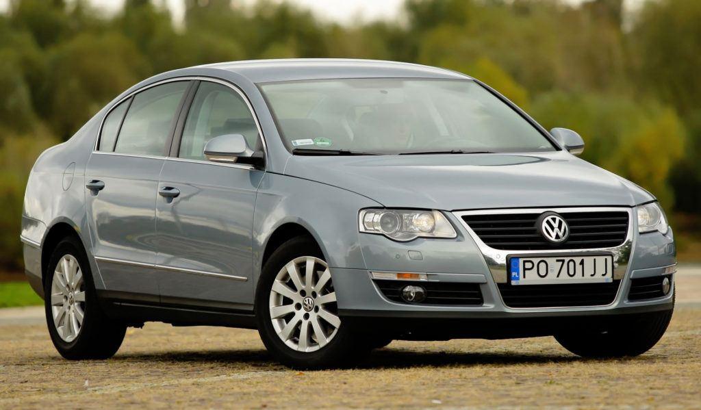 Volkswagen 1.8 TSI - VW Passat B6