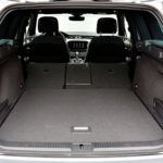 Volkswagen Passat - powiększony bagażnik