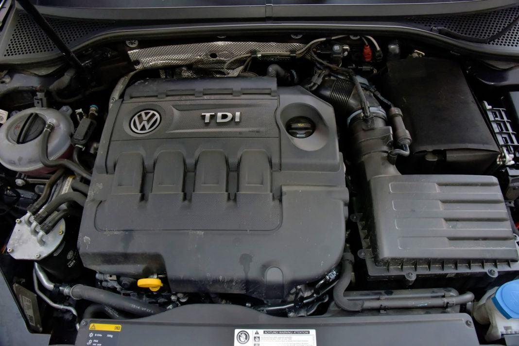Volkswagen Passat - silnik