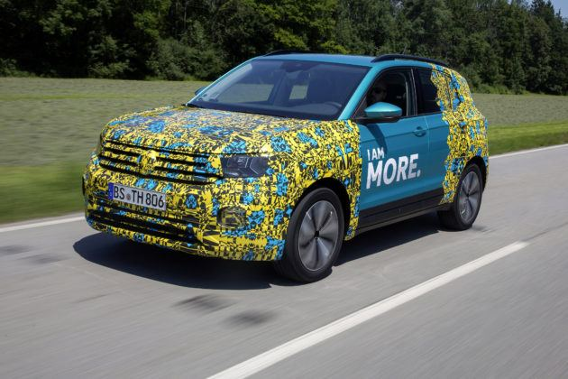Volkswagen T-Cross - test