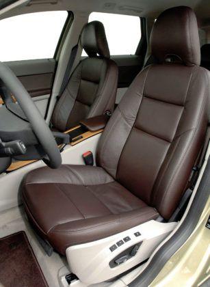Volvo V50 - fotele