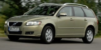Volvo V50 opinie