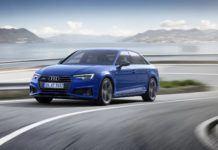 Audi A4 B9 po liftingu (2019)