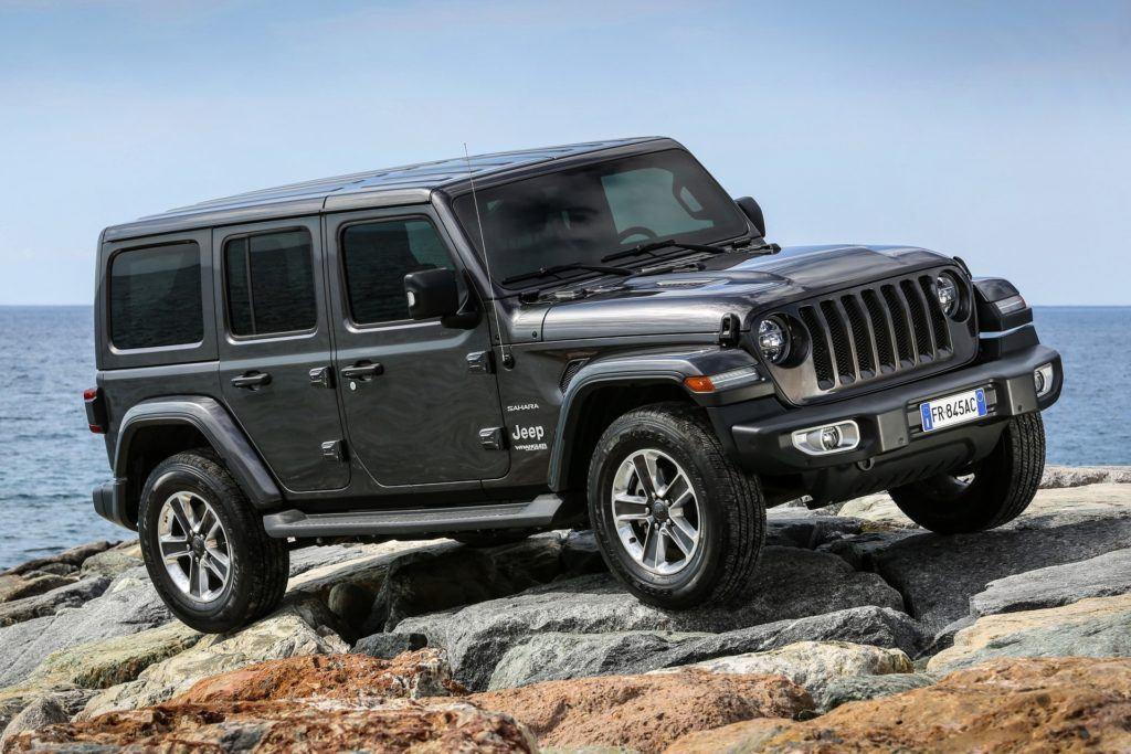 Jeep Wrangler (2019)