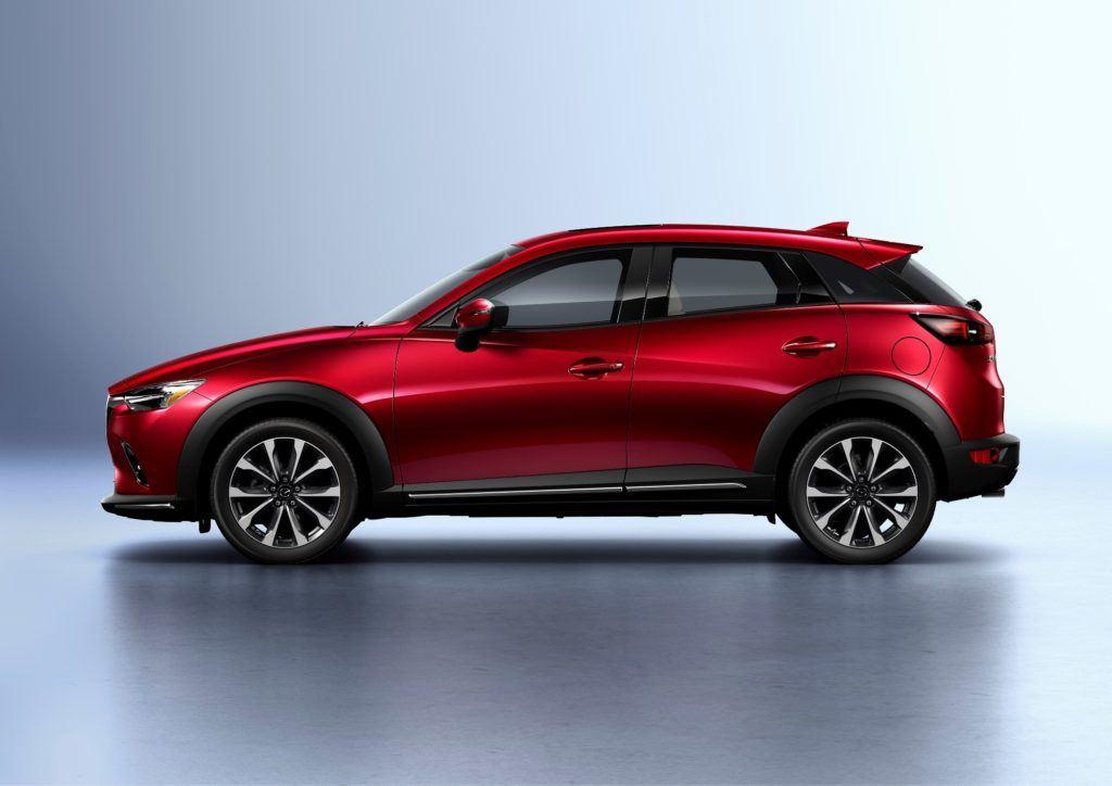 Mazda CX-3 (2019)