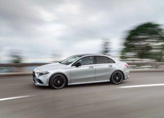 """Mercedes klasy A w wersji """"limuzyna"""" – informacje i zdjęcia"""