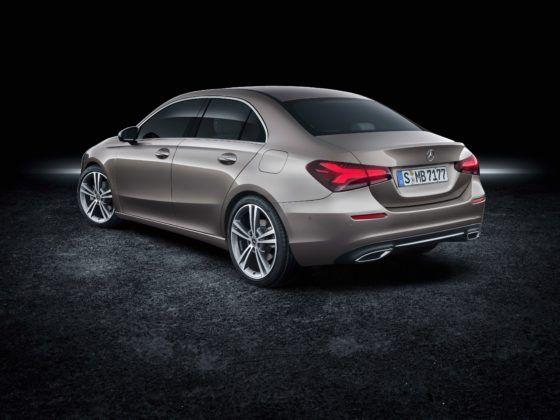 Mercedes klasy A limuzyna (2019)