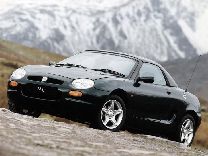 Roadster MG F