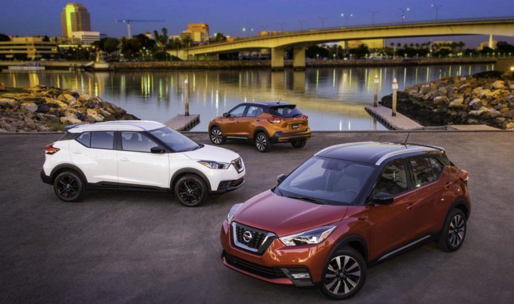 Nissan Kicks (2018)