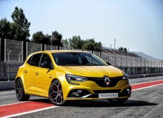 "Renault Megane RS Trophy – wariant ""na ostro"""