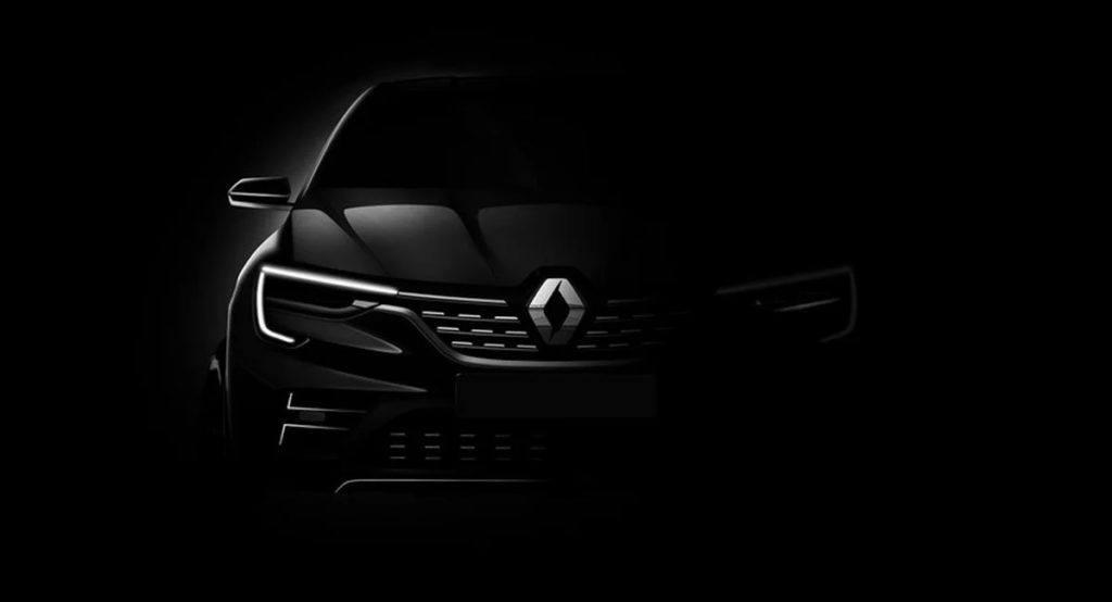 Zapowiedź nowego SUV-a Renault - debiut pod koniec sierpnia w Moskwie