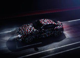 Toyota Supra (2019)