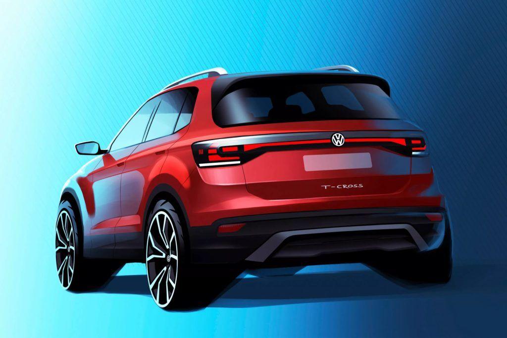 Volkswagen T-Cross (2019)