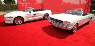 10-milionowy Ford Mustang