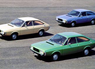 10 najciekawszych aut coupe Renault - HISTORIA