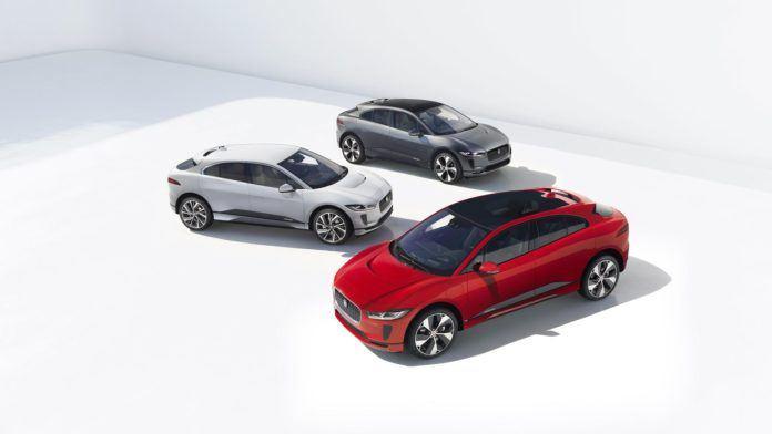 Jaguar I-Pace (2019)