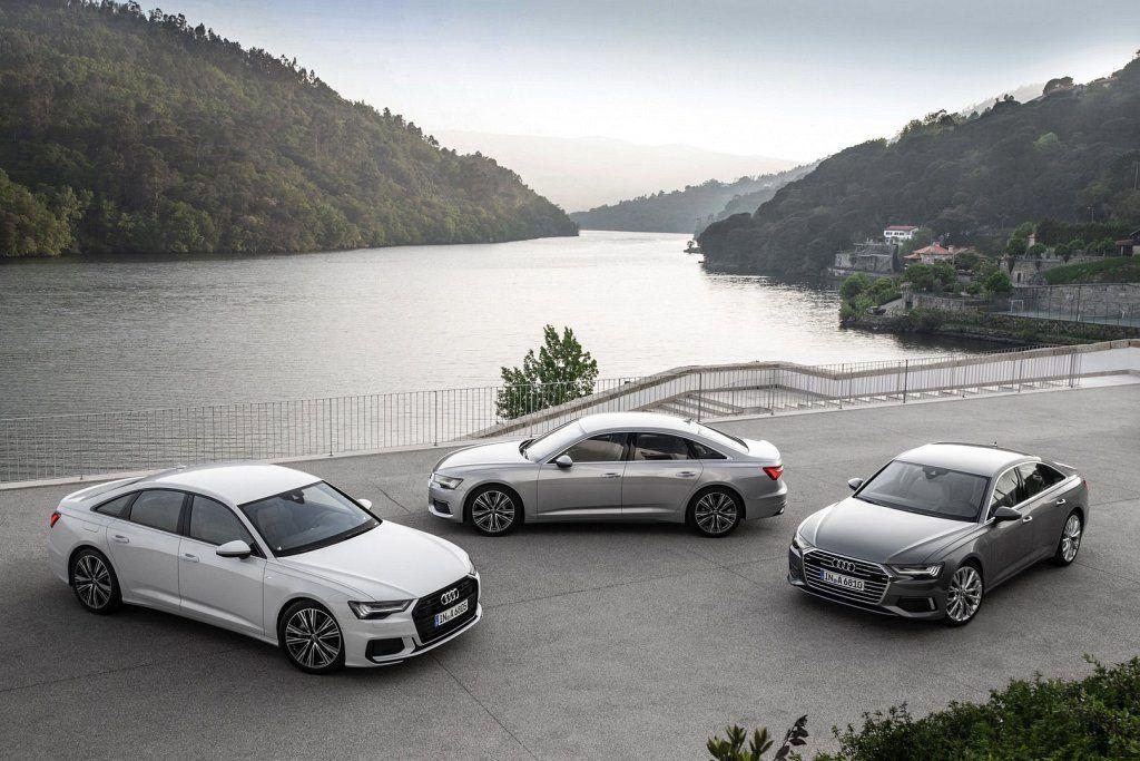 Audi A6 (C8)