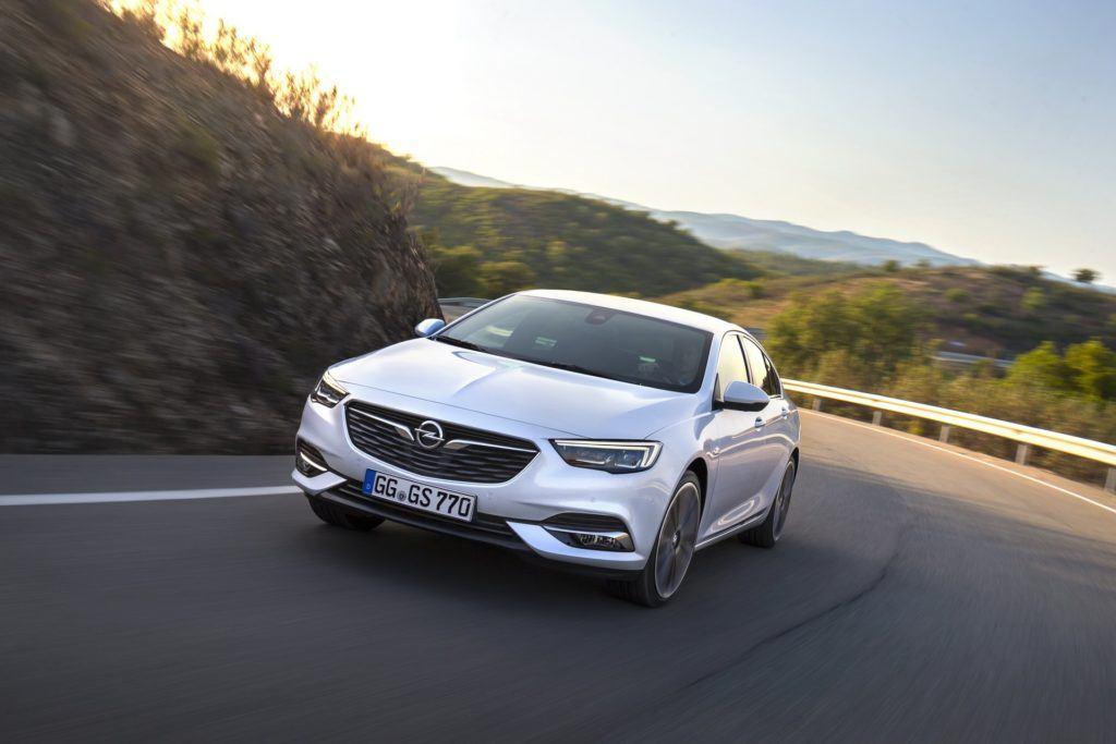 Opel Insignia Grand Sport (2018)