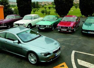 Najciekawsze luksusowe samochody coupe BMW