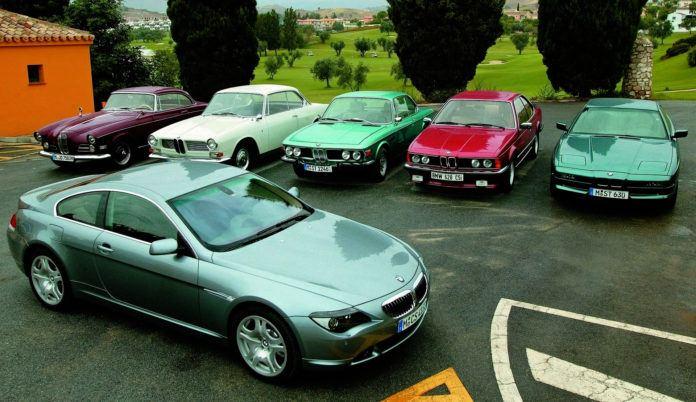 7 najciekawszych coupe BMW - otwierające