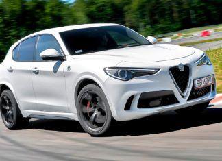 Alfa Romeo Stelvio Quadrifoglio - superSUV