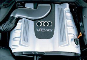 Audi 4.0 TDI