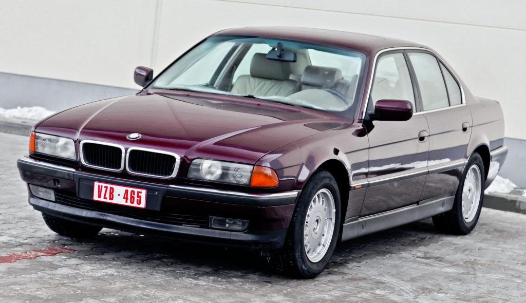 BMW M67 - BMW serii 7 E38