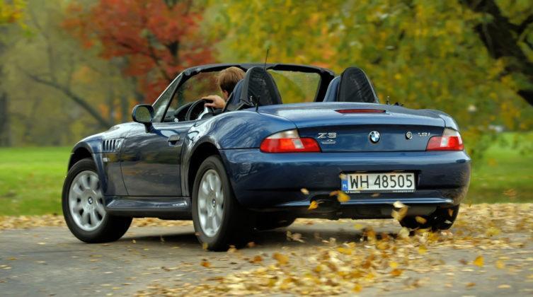 BMW Z3 - dynamiczne