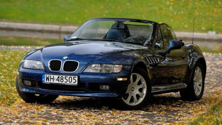 BMW Z3 - przód