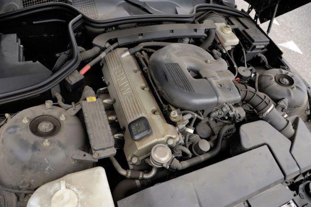 BMW Z3 - silnik