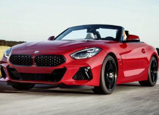 Nowe BMW Z4