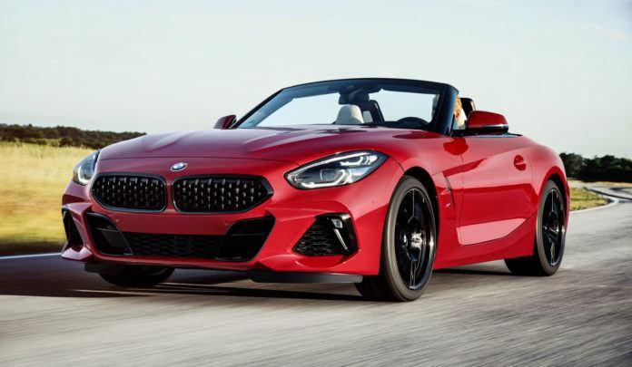 BMW Z4 - dynamiczne