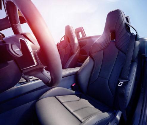 BMW Z4 - fotel kierowcy