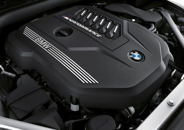 BMW Z4 - silnik