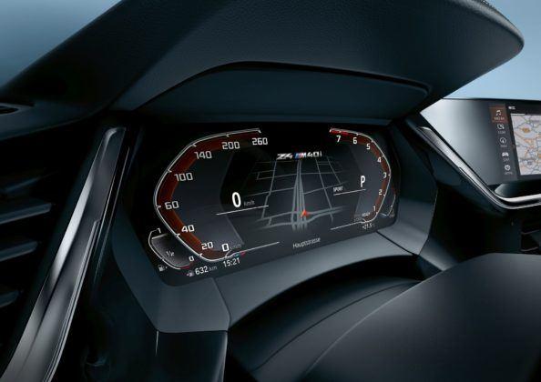 BMW Z4 - wskaźniki