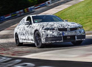 Nowe BMW serii 3 G20. Sprawdzone na północnej pętli Nürburgringu