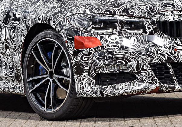 BMW serii 3 G20 - reflektor
