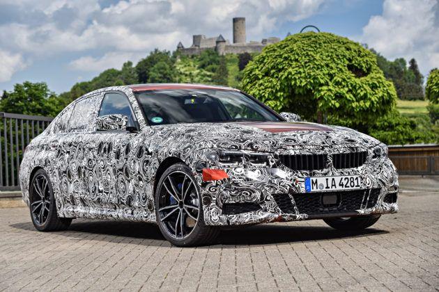 BMW serii 3 G20 - test