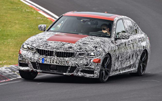 BMW serii 3 G20 - testy