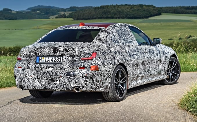 BMW serii 3 G20 - zdjecie