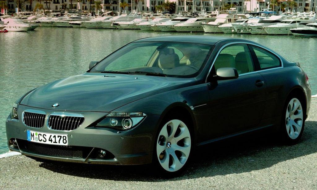 BMW serii 6 E63