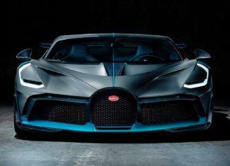 Bugatti Divo – najważniejsze są zakręty