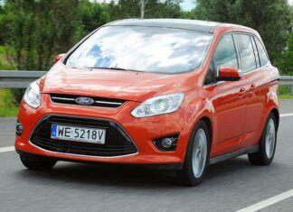 Używany Ford C-Max II (2010-2019) – opinie, dane techniczne, typowe usterki