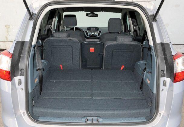 Ford C-Max II bagażnik