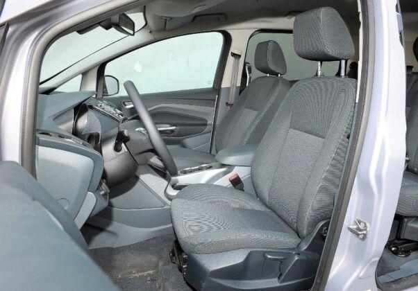 Ford C-Max II fotel kierowcy