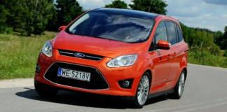 Ford C-Max II - dynamiczne