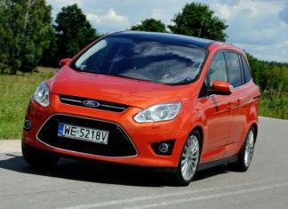 Używany Ford C-Max II (od 2010 r.) – OPINIE