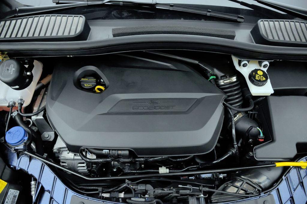 Ford C-Max - silnik