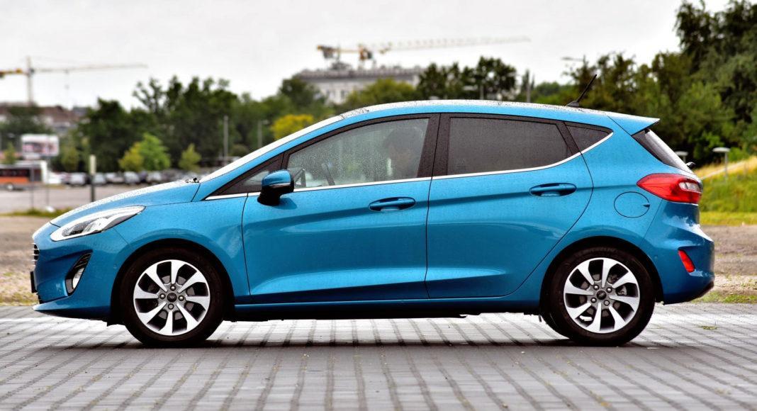 Ford Fiesta - bok
